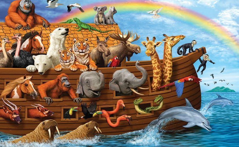 قصة نوح عليه السلام كاملة