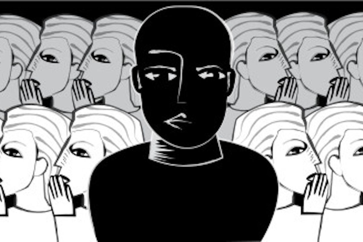 موضوع عن العنصرية