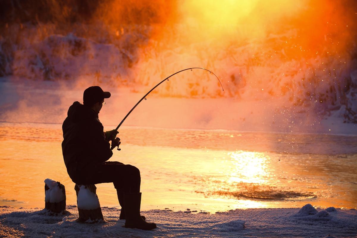 موضوع عن الصيد