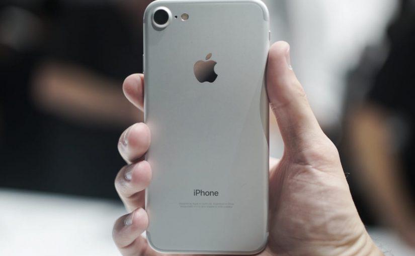 سعر اي فون 7 في دبي