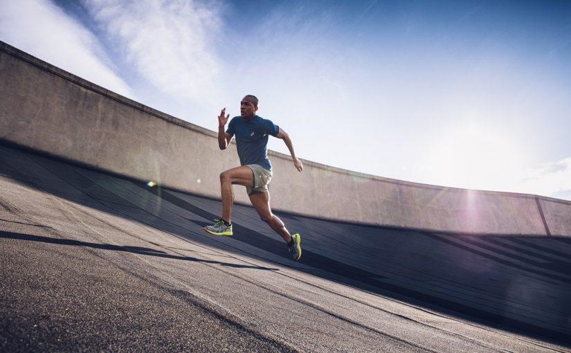 بحث حول جري السرعة