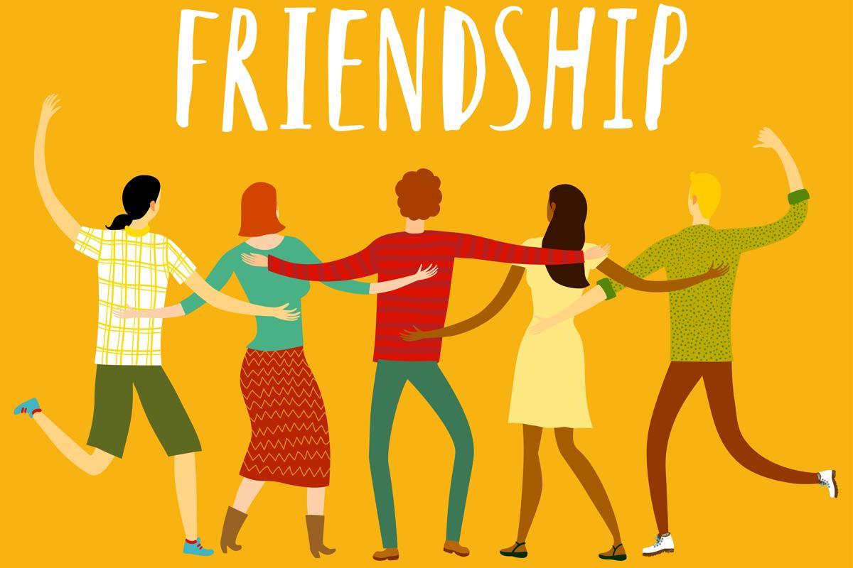 أجمل حكمة قصيرة عن الصداقة