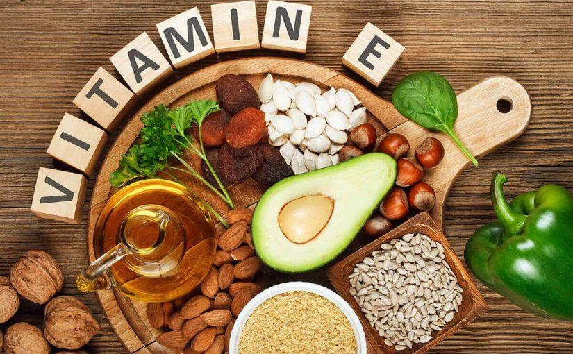 فائدة فيتامين e للجسم