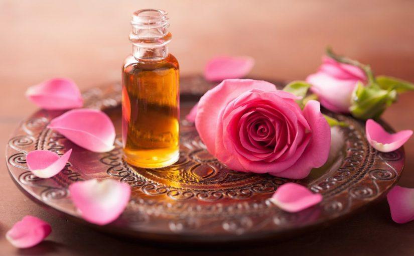 فائدة زيت الورد