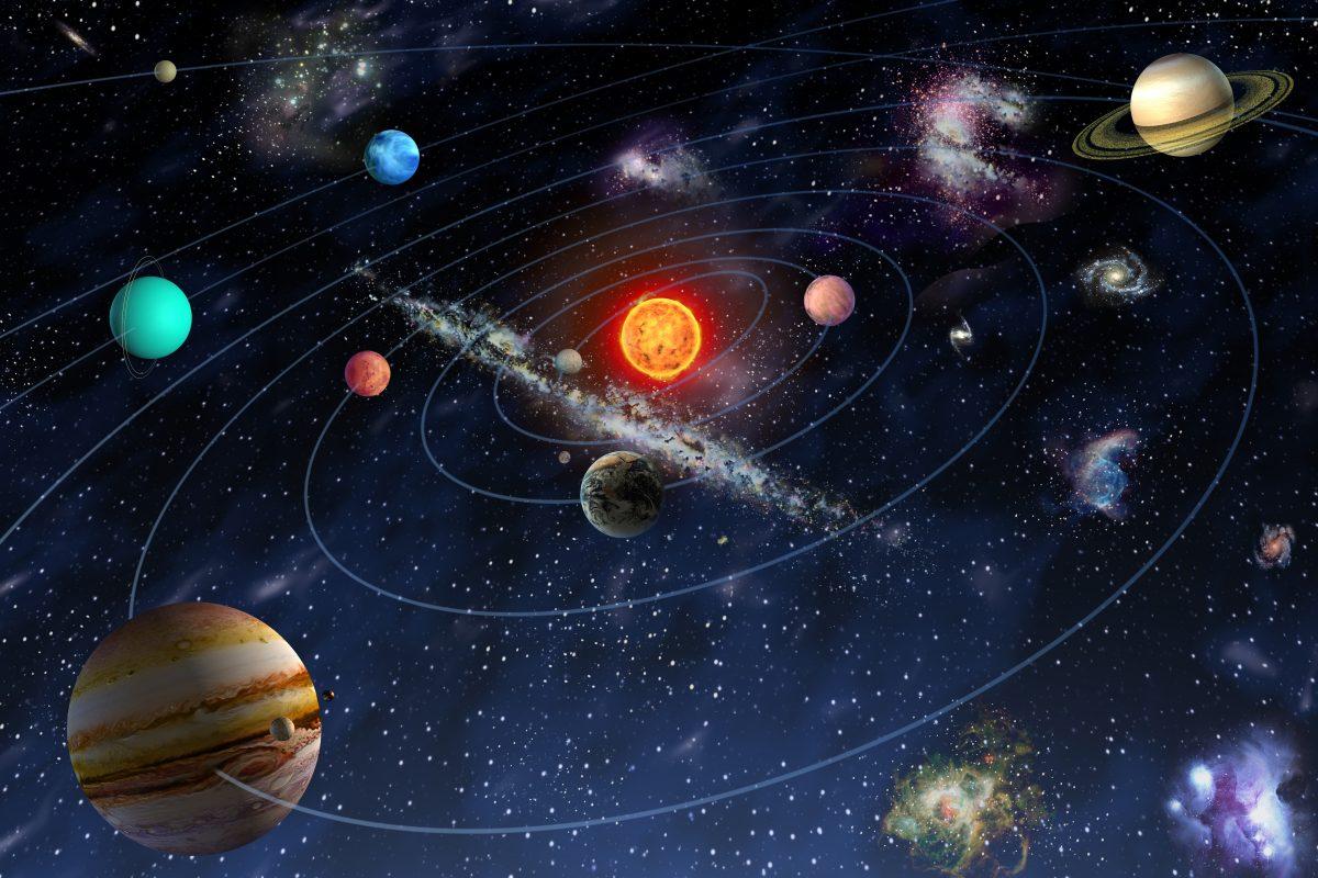 موضوع عن الكواكب موسوعة