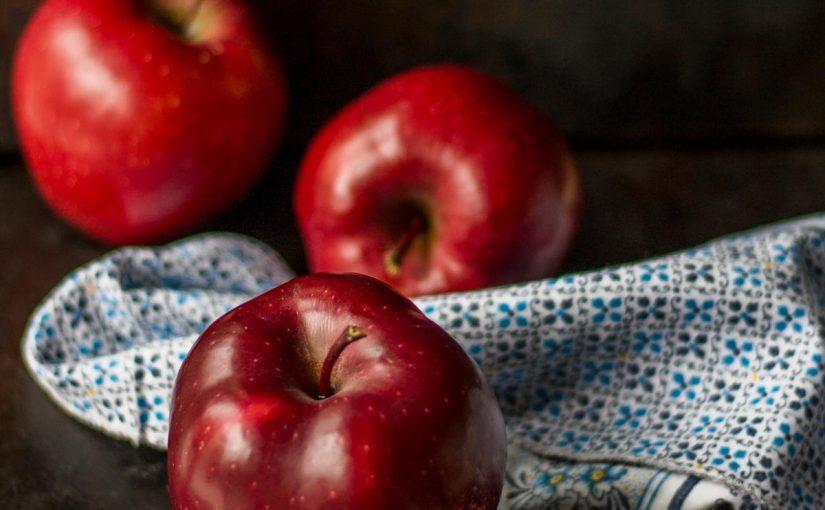 ما هي فوائد التفاح الاحمر