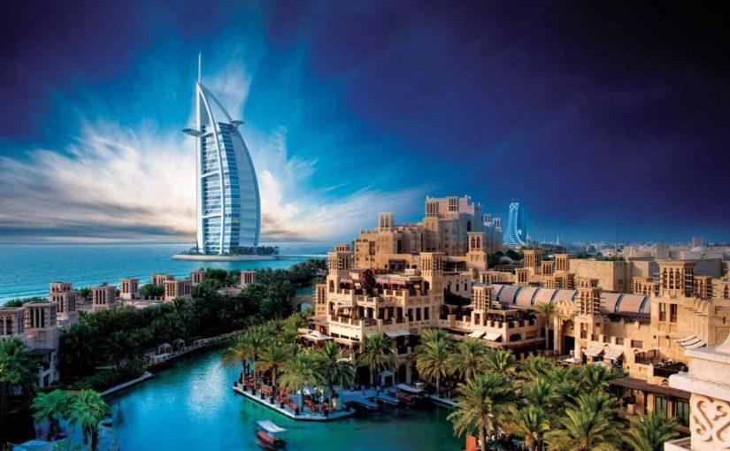 الأماكن السياحية في دبي 2020