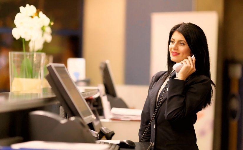 وظائف موظف استقبال في دبي