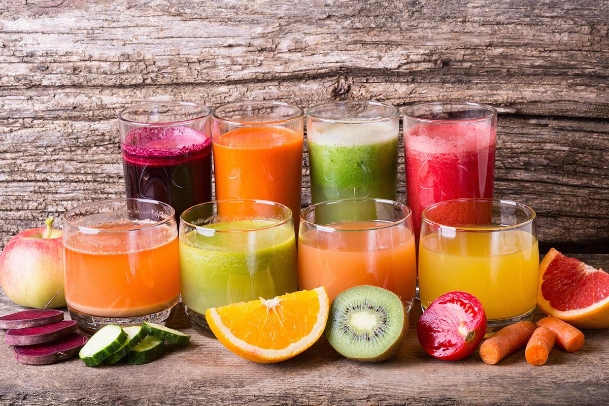 فوائد العصير الطبيعي