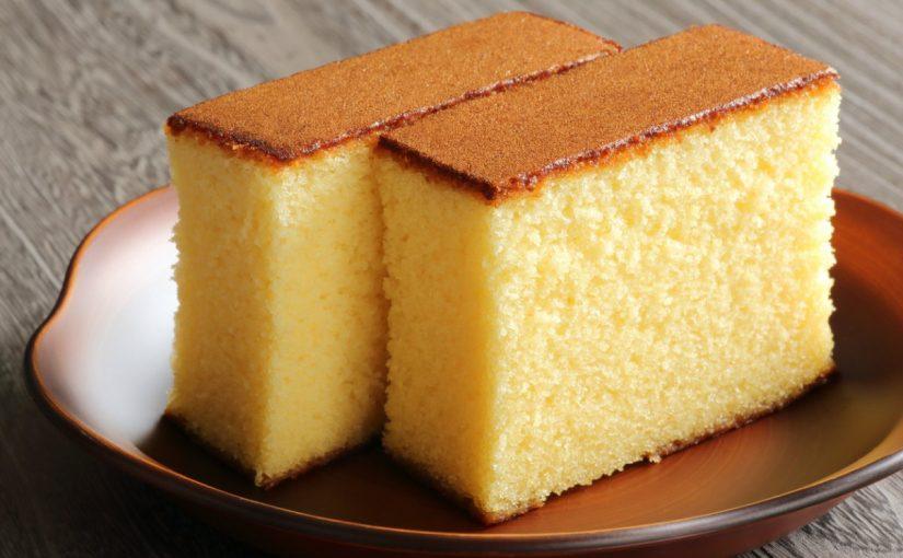 مقادير في طريقة عمل الكيكة الإسفنجية