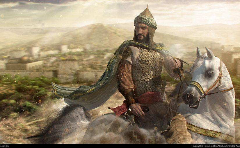 قصة صلاح الدين الايوبي