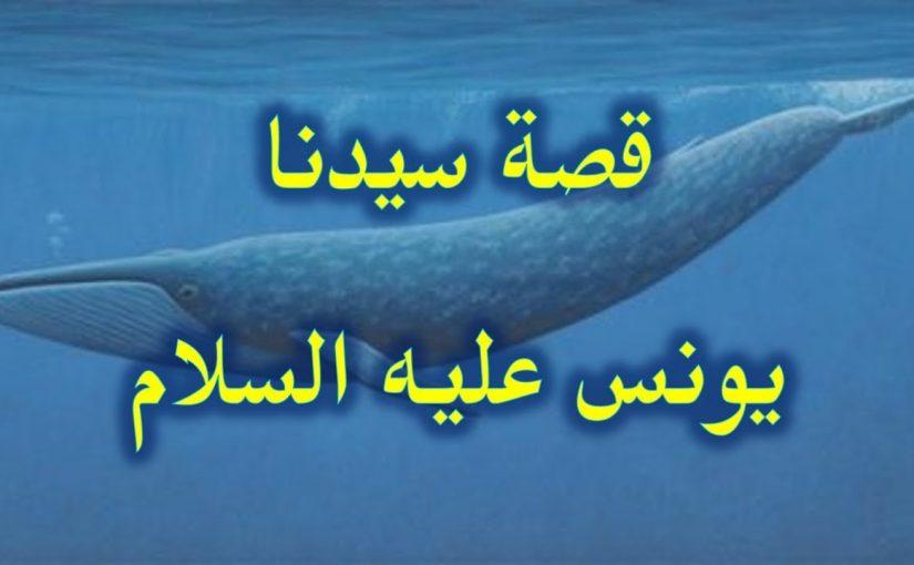 قصة يونس في بطن الحوت