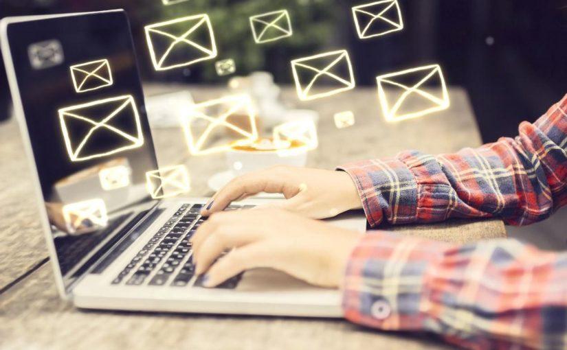 خطوات إنشاء بريد إلكتروني جديد