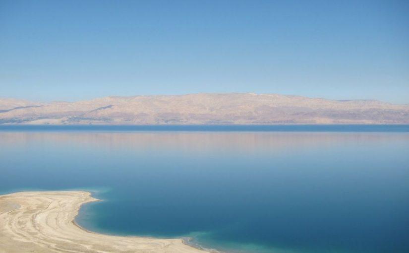 قصة البحر الميت