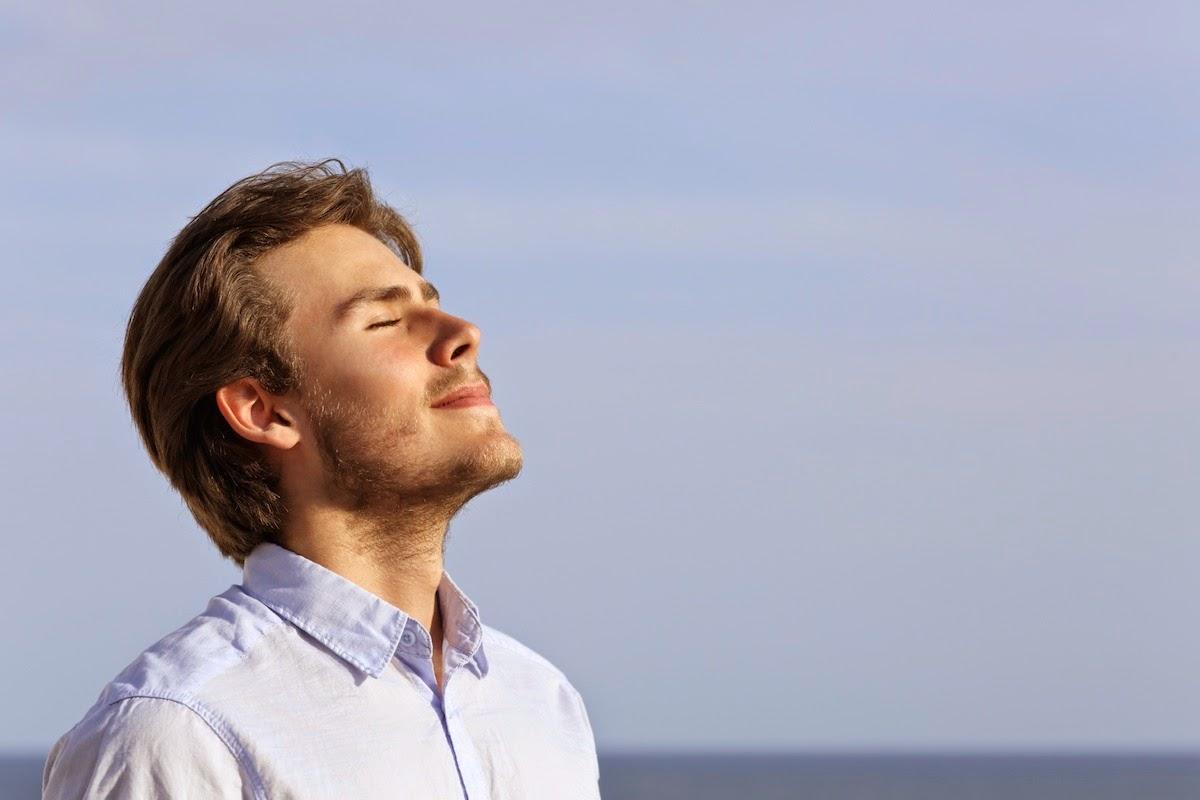 فوائد التنفس العميق للجسم