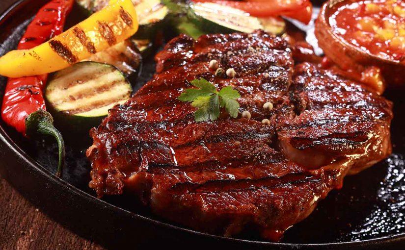 طرق لعمل ستيك اللحم
