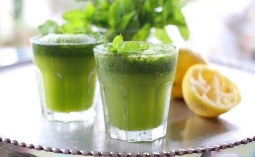 فوائد عصير الليمون بالنعناع على الريق