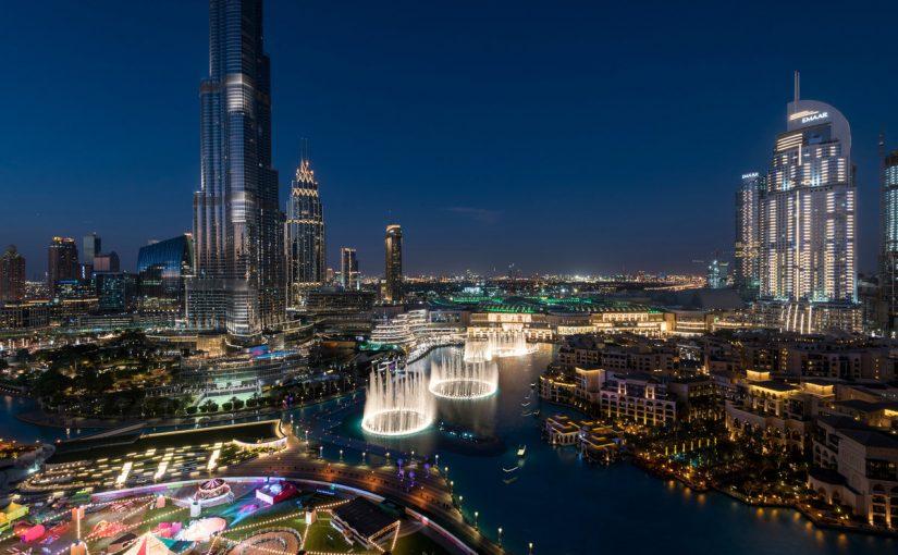 أماكن للزيارة في دبي في الليل
