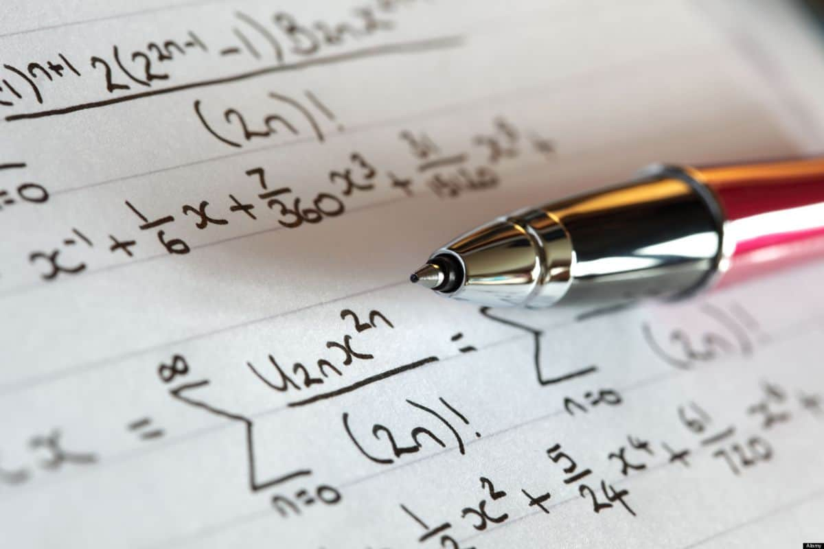 هل تعلم عن الرياضيات قصير