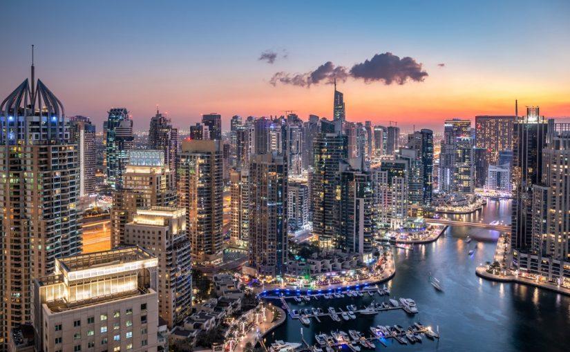 لمشاهدة معالم المدينة في دبي