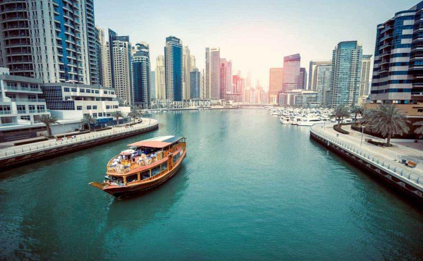 أماكن يمكن رؤيتها في دبي