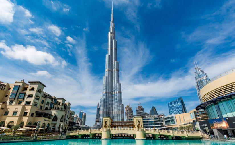 أهم المعلومات عن برج خليفة في دبي موسوعة