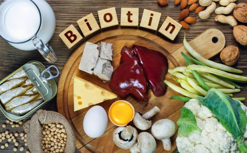 فوائد البيوتين