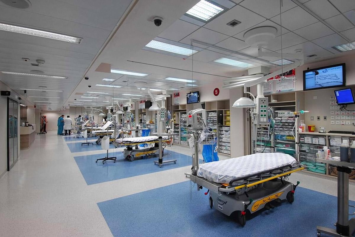 المركز الطبي في دبي
