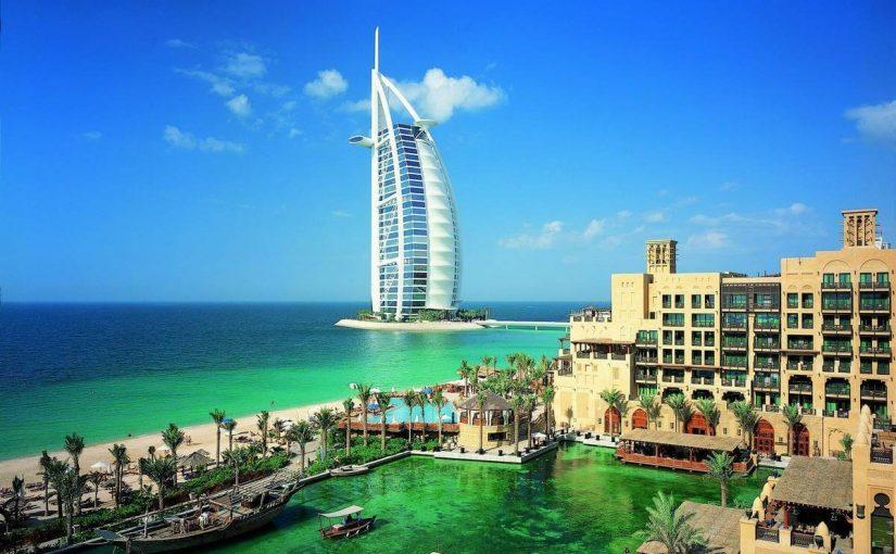منتجعات في دبي