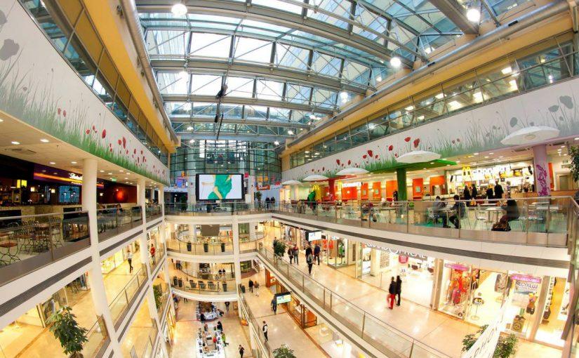 أفخم مجمع تجاري في مدينة الرياض العثيم مول
