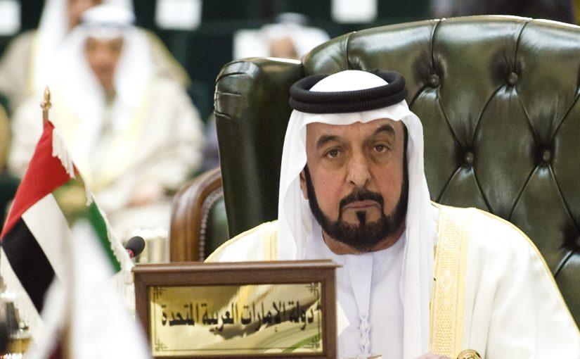 أين ولد الشيخ خليفة بن زايد
