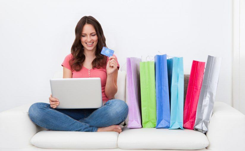 التسوق عبر الإنترنت في دبي الملابس