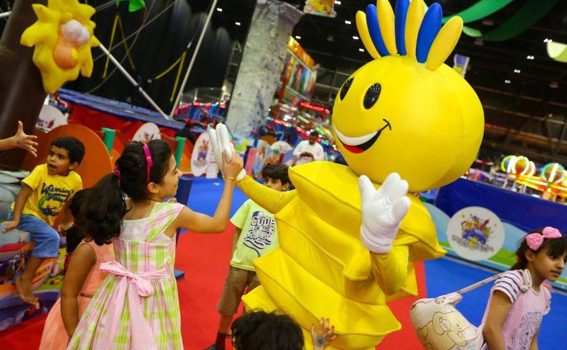أنشطة الأطفال في دبي