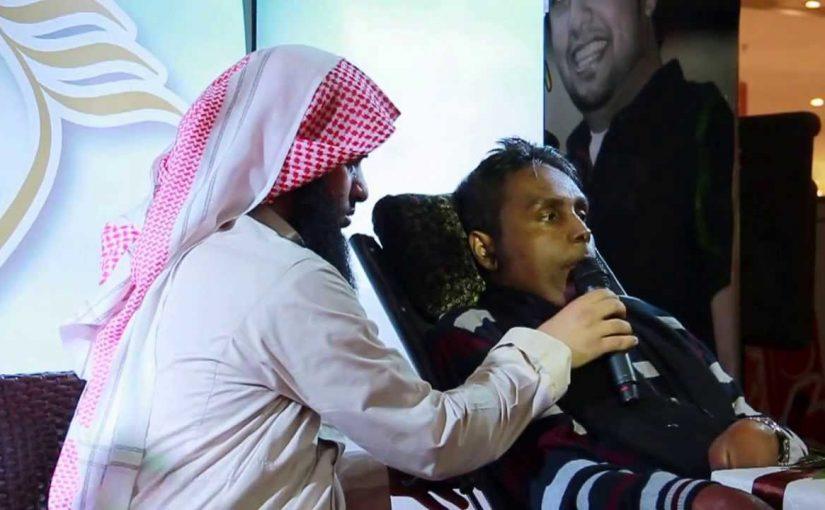 قصة عبد الله بانعمة