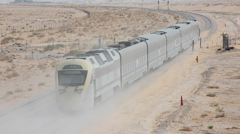 قطار مدينة الرياض الجديد 1