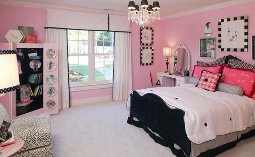 أفكار غرف نوم الفتيات الحديثة
