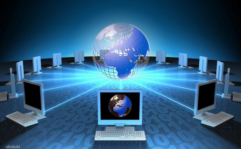 بحث عن شبكات الحاسب