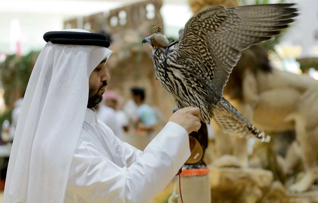 سوق الطيور في الشارقة