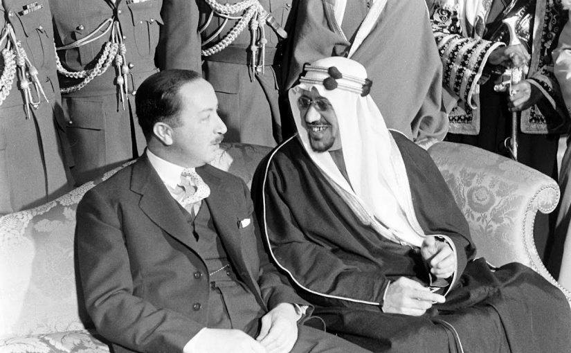 بحث عن الملك سعود نشأته وصفاته أهم إنجازاته موسوعة
