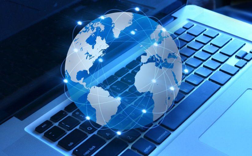 بحث عن شبكة الانترنت