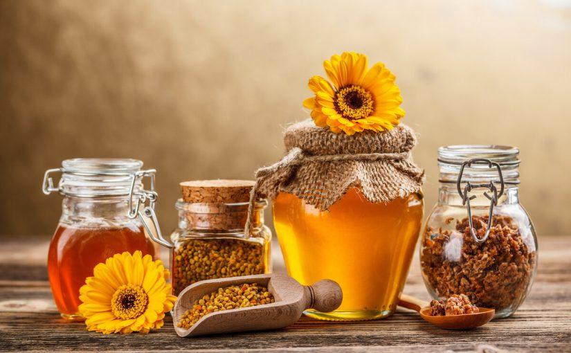 بحث عن فوائد العسل