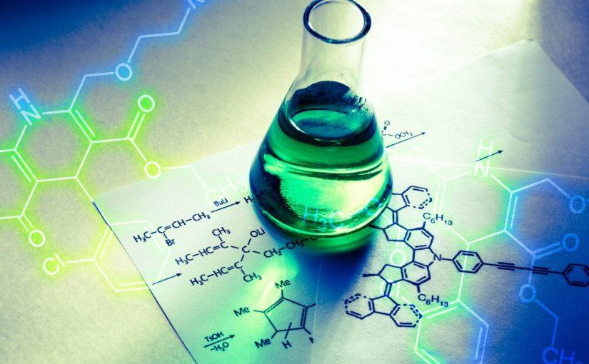 بحث عن التفاعلات الكيميائية شامل موسوعة