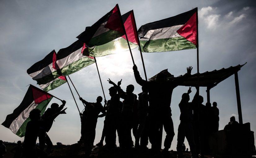 تقرير عن قضية فلسطين