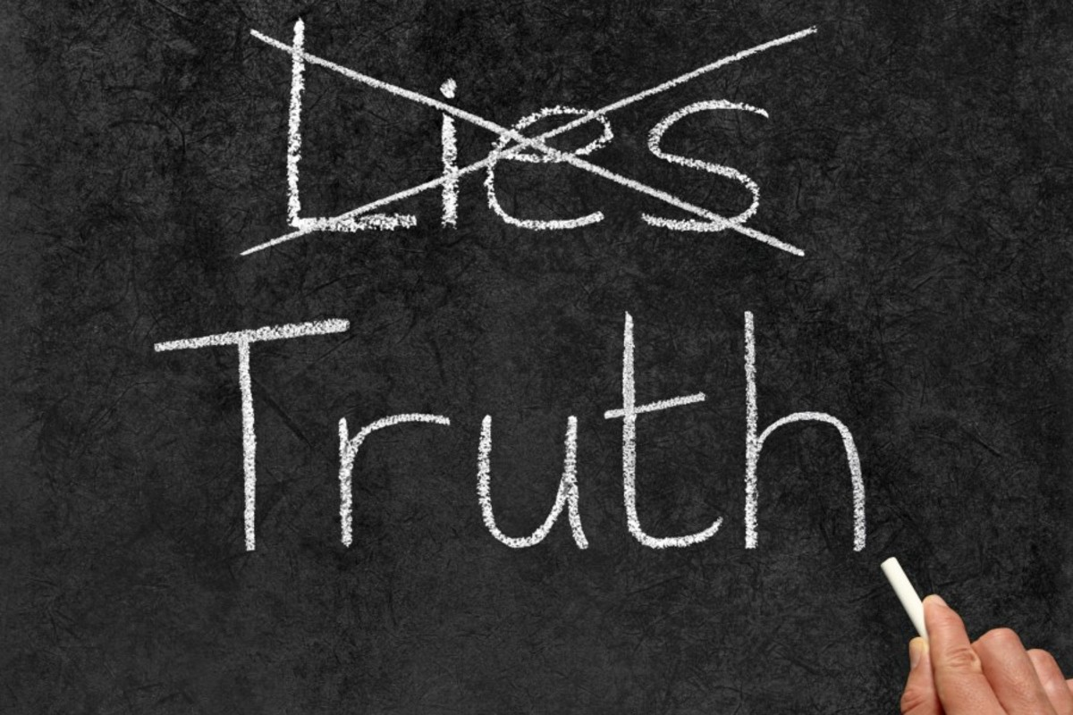 مقال قصير عن الصدق