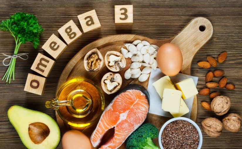 فوائد omega 3