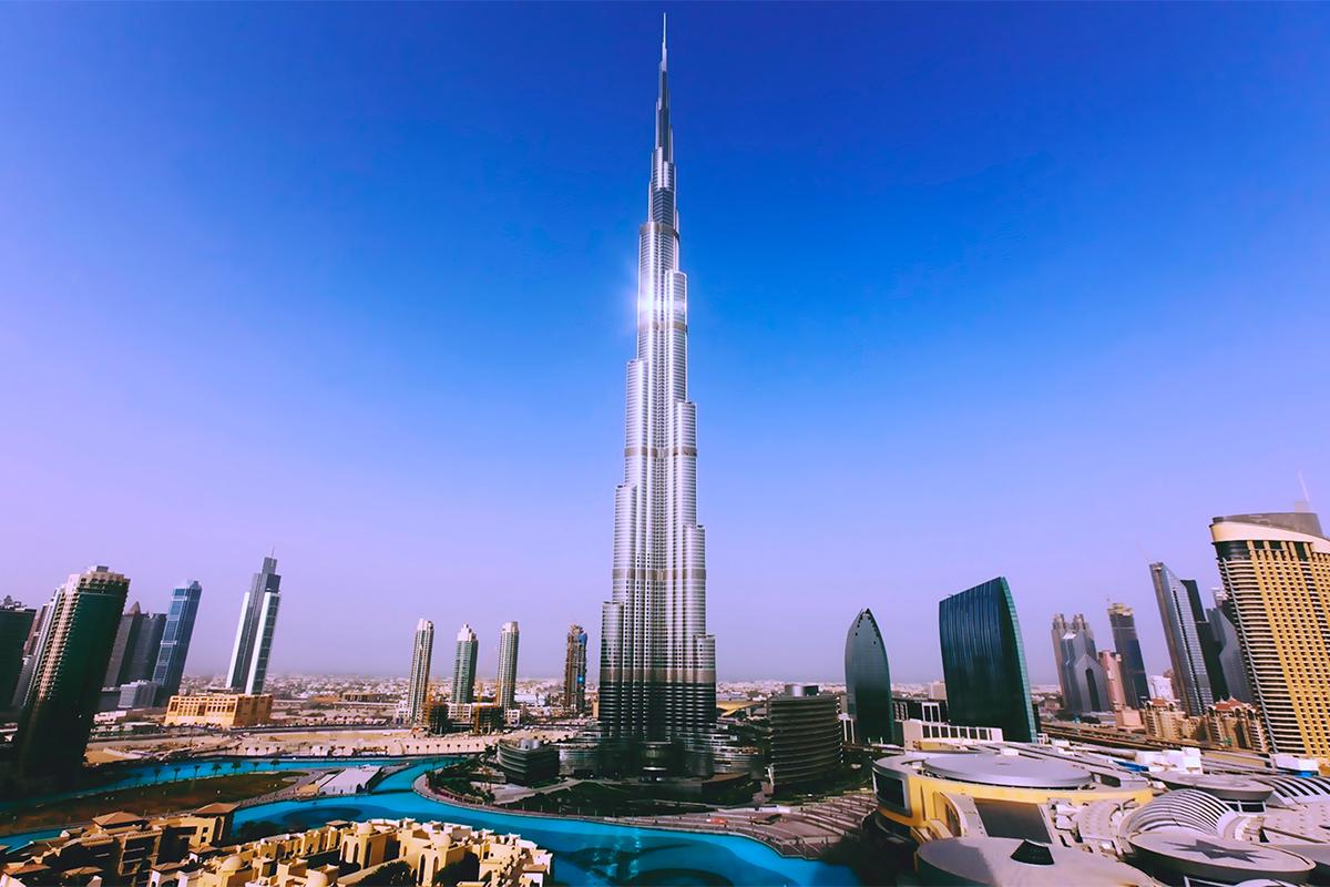 معلومات عن برج دبي العالمي