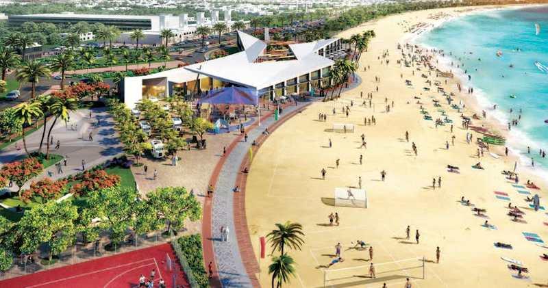 مدينة خورفكان في الإمارات