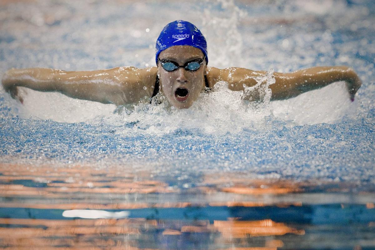 معلومات عن رياضةالسباحة