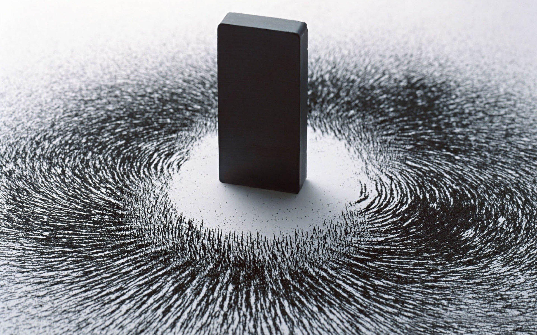 بحث عن المجالات المغناطيسية