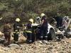فرق الإنقاذ عثرت على جثة الأم ولازال البحث جاريًا عن الأب وثلاثة أبناء بالمملكة
